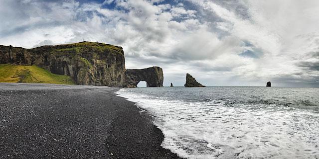 Dyrholay - Islanda